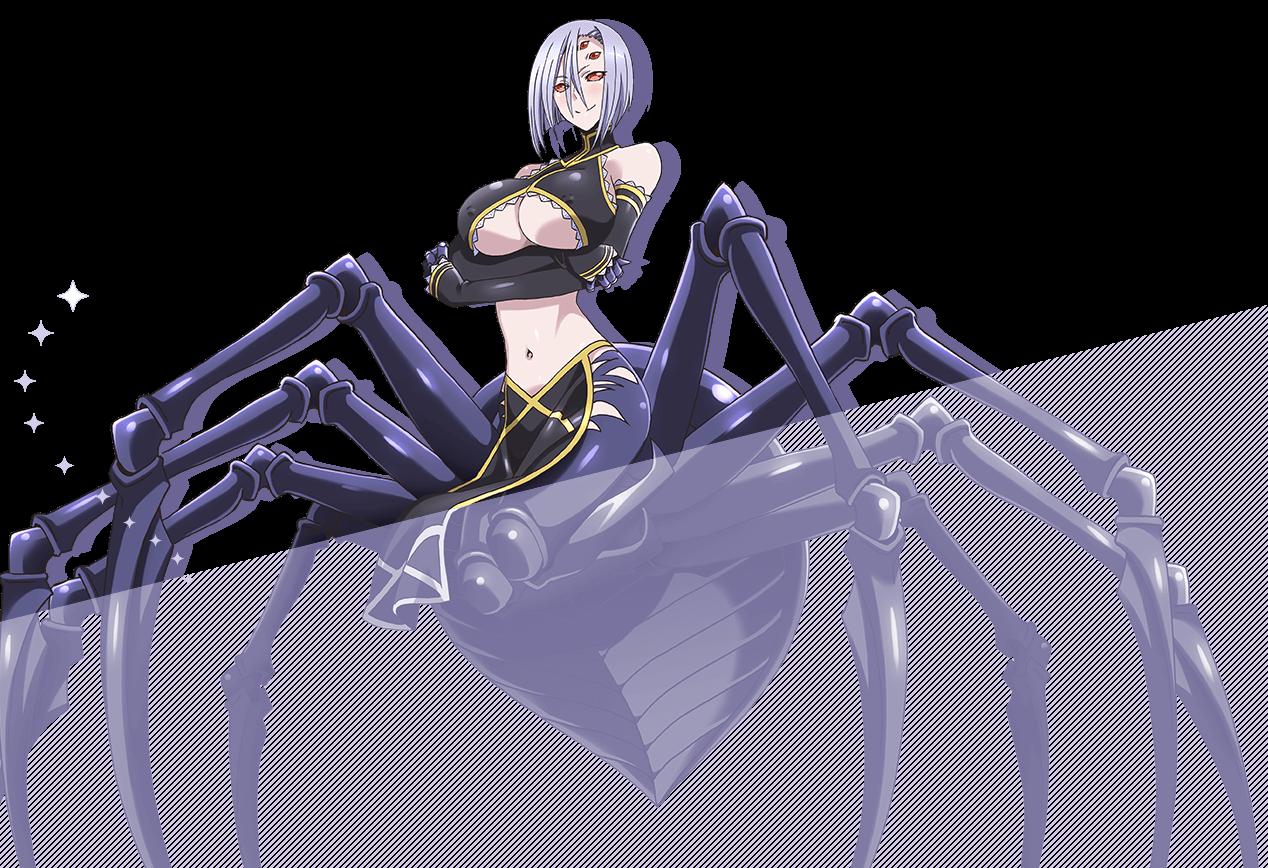 Monster spider woman hentai xxx movie