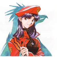 Profile Picture for Misato Katsuragi