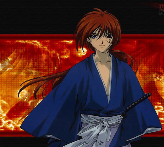 Himura Kenshin From Rurouni Kenshin