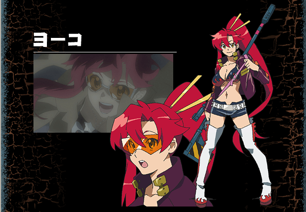 https://rei.animecharactersdatabase.com/./images/TengenToppa/Yoko.png