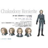 Chalcedony Renierite