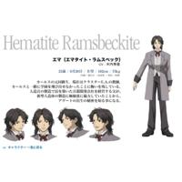 Hematite Ramsbeck
