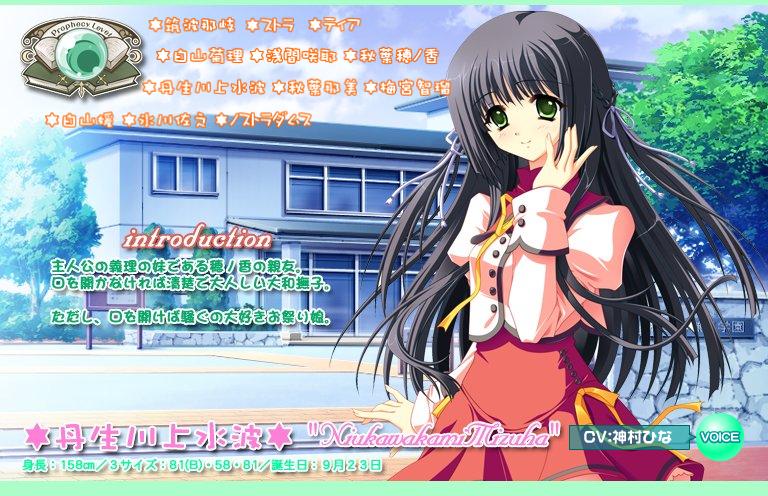 https://rei.animecharactersdatabase.com/./images/nostradamus/Mizuha_Niukawakami.png