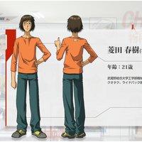 Image of Haruki Hishida