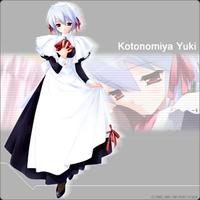 Image of Yuki Kotonomiya