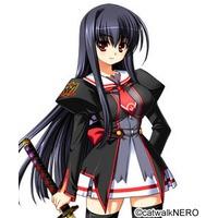 Hikaru Izumi from Seito Kaichou Hikaru ~ Inma ni Senryou Sareta ...