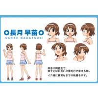 Profile Picture for Sanae Nagatsuki