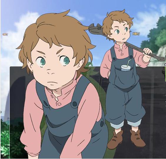 Hinokimaru From Xamd Lost Memories