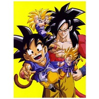Dragon Ball GT Image