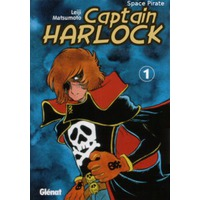 Space Pirate Captain Harlock Image