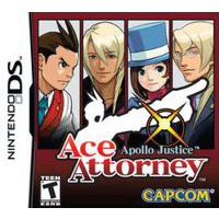 Image of Apollo Justice: Ace Attorney