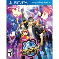 Image of Persona 4: Dancing All Night