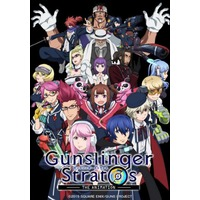 Gunslinger Stratos: The Animation episodes