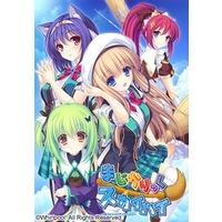 Magicalic ⇔ Sky High -Soratobu Houki no Omoi wo Nosete-