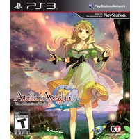 Image of Atelier Ayesha: The Alchemist of Dusk