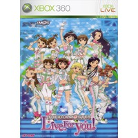 Image of The Idolmaster: Live for You!