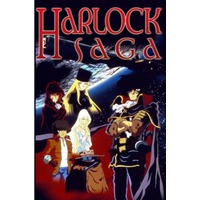 Image of Harlock Saga (Series)