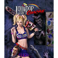 Image of Lollipop Chainsaw