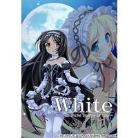 White ~blanche comme la lune~ (White like the moon)