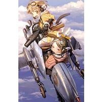 Image of Last Exile: Fam, the Silver Wing