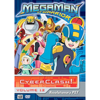 Image of MegaMan NT Warrior