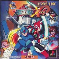 Image of Megaman X4