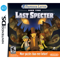 Image of Professor Layton and the Last Specter