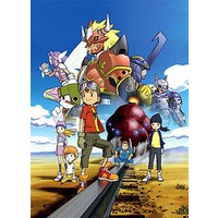 Image of Digimon Frontier