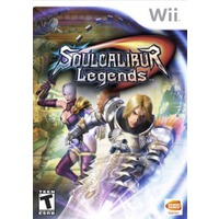 Image of Soul Calibur Legends