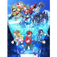 Gundam Build Fighters Try Image