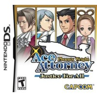 Image of Phoenix Wright: Ace Attorney: Justice For All