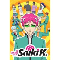The Disasterous Life of Saiki K.