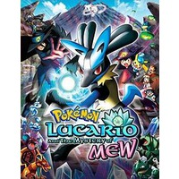 Lucario and the Mystery of Mew Image