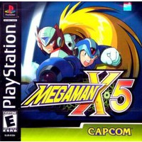 Image of Megaman X5