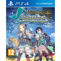 Atelier Firis: The Alchemist and the Mysterious Journey Image