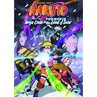 Naruto the Movie: Ninja Clash in the Land of Snow Image