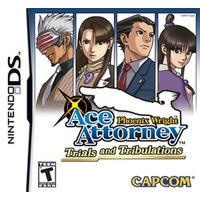 Image of Phoenix Wright: Ace Attorney: Trials and Tribulations