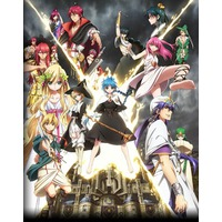 Magi: The Kingdom of Magic Image