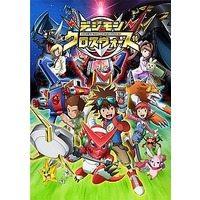 Image of Digimon Fusion