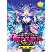 Hyperdimension Neptunia The Animation