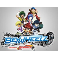 Beywheelz: Powered By Beyblade