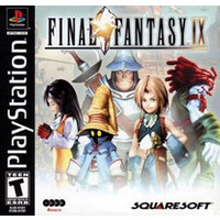 Image of Final Fantasy IX