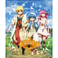 Magi: The Labyrinth of Magic Image