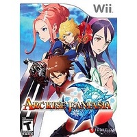 Image of Arc Rise Fantasia