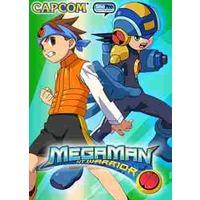Image of MegaMan Network Transmission Warrior