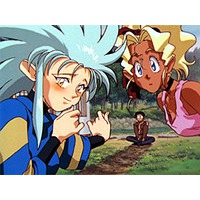 Tenchi Muyo! The Night Before The Carnival Image