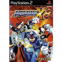 Image of Megaman X8