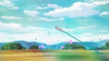 Scene from episode 12 of Netoge no Yome wa Onnanoko ja Nai to Omotta?