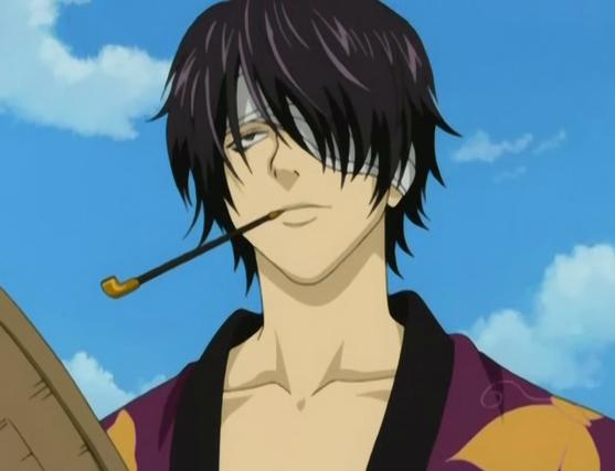 Shinsuke Takasugi From Gintama Series