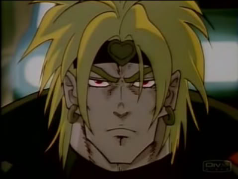 Dio Brando From Jojo S Bizarre Adventure